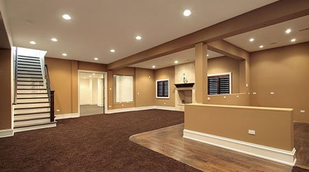 Dayton Basement Painting Services