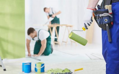 The 8 Essential Questions Before Hiring Painting Contractor In Your Area.